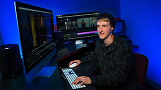 animation/motion graphics computer lab