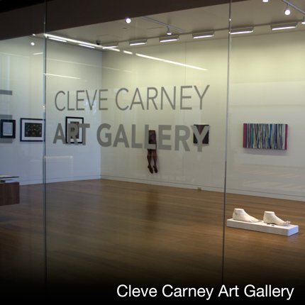 Cleve Carney Art Gallery