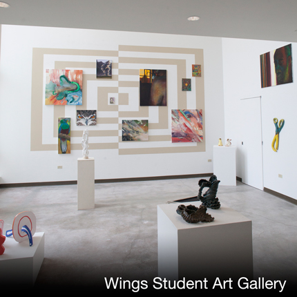 Wings Student Art Gallery
